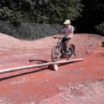 Bikepark Lennestadt MTB Kicker Pumptrack OE 74