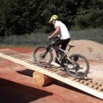 Bikepark Lennestadt MTB Kicker Pumptrack OE 75