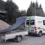 Dirtpark Kufstein Bikeparks Tirol Oesterreich Trailbau Mtb 002