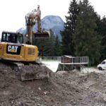 Dirtpark Kufstein Bikeparks Tirol Oesterreich Trailbau Mtb 013