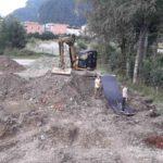 Dirtpark Kufstein Bikeparks Tirol Oesterreich Trailbau Mtb 016