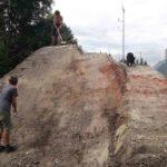 Dirtpark Kufstein Bikeparks Tirol Oesterreich Trailbau Mtb 018