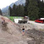 Dirtpark Kufstein Bikeparks Tirol Oesterreich Trailbau Mtb 026