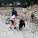 Dirtpark Kufstein Bikeparks Tirol Oesterreich Trailbau Mtb 048