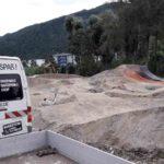 Dirtpark Kufstein Bikeparks Tirol Oesterreich Trailbau Mtb 069
