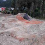 Dirtpark Kufstein Bikeparks Tirol Oesterreich Trailbau Mtb 071