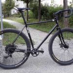 Leafycles Gravelbike Extreme Allroad Fat Tires Prototype 1
