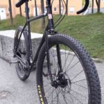 Leafycles Gravelbike Extreme Allroad Fat Tires Prototype 2