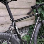 Leafycles Gravelbike Extreme Allroad Fat Tires Prototype 6