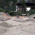 Pumptrack Kufstein Bikeparks Tirol Oesterreich Trailbau Mtb