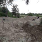 Bikepark Heek Bmx Baan Bouwen Fietsen Pumptrack Mountainbikeroute 14