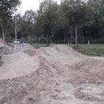 Bikepark Heek Bmx Baan Bouwen Fietsen Pumptrack Mountainbikeroute 24