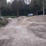 Bikepark Heek Bmx Baan Bouwen Fietsen Pumptrack Mountainbikeroute 26
