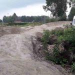 Bikepark Heek Bmx Baan Bouwen Fietsen Pumptrack Mountainbikeroute 28