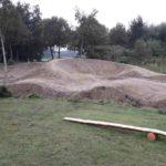 Bikepark Heek Bmx Baan Bouwen Fietsen Pumptrack Mountainbikeroute 30
