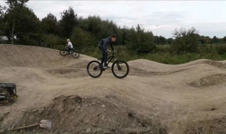 Bikepark Heek | Mountainbike – offene Kinder und Jugendarbeit