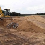Trailpark Werlte Bmx Pumptrack Mountainbike Trailbau 11