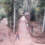 Schwarzwald Bikepark Engelsbrand Pumptrack Flowtrail Dirtpark MTB Trails 09