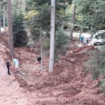 Schwarzwald Bikepark Engelsbrand Pumptrack Flowtrail Dirtpark MTB Trails 10