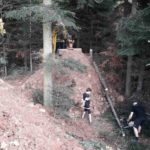Schwarzwald Bikepark Engelsbrand Pumptrack Flowtrail Dirtpark MTB Trails 12