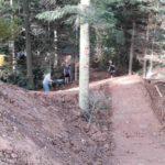 Schwarzwald Bikepark Engelsbrand Pumptrack Flowtrail Dirtpark MTB Trails 13