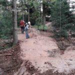 Schwarzwald Bikepark Engelsbrand Pumptrack Flowtrail Dirtpark MTB Trails 20