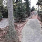 Schwarzwald Bikepark Engelsbrand Pumptrack Flowtrail Dirtpark MTB Trails 26