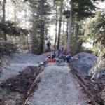 Schwarzwald Bikepark Engelsbrand Pumptrack Flowtrail Dirtpark MTB Trails 31