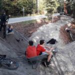 Schwarzwald Bikepark Engelsbrand Pumptrack Flowtrail Dirtpark MTB Trails 32