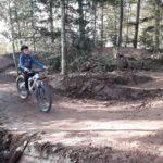 Schwarzwald Bikepark Engelsbrand Pumptrack Flowtrail Dirtpark MTB Trails 33