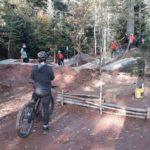 Schwarzwald Bikepark Engelsbrand Pumptrack Flowtrail Dirtpark MTB Trails 34
