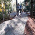 Schwarzwald Bikepark Engelsbrand Pumptrack Flowtrail Dirtpark MTB Trails 37