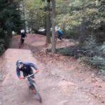 Schwarzwald Bikepark Engelsbrand Pumptrack Flowtrail Dirtpark MTB Trails 43
