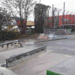 Skatepark Berlin BMX-Trails Pumptrack 03