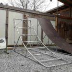 Mtb Schanze Bauen Holz Kicker Turbomatik 01