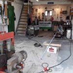 Mtb Sprung Bauen Holz Kicker Stahl Schanze 01