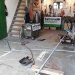 Mtb Sprung Bauen Holz Kicker Stahl Schanze 03