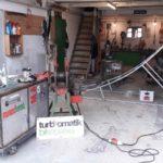 Mtb Sprung Bauen Holz Kicker Stahl Schanze 06