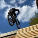 Backyard Bikepark Mobiler Mtb Trail Pumptrack Mountainbike Event Parcours 10