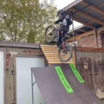 Backyard Bikepark Mobiler Mtb Trail Pumptrack Mountainbike Event Parcours 11