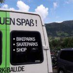 Bikepark Oberammergau Flowtrail Bayern Downhill Alpen 02