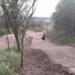 Trailpark Bad Frankenhausen Thueringen Bikepark Jumpline Pumptrack Flowtrail Mountainbikestrecken 15