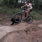 Trailpark Bad Frankenhausen Thueringen Bikepark Jumpline Pumptrack Flowtrail Mountainbikestrecken 33