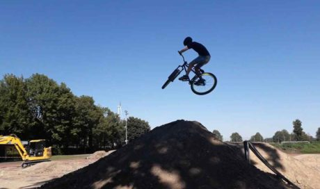 Bikepark Wadersloh | Double Kicker, Tables, Pumptrack | Münsterland