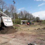 Dirtpark Wadersloh MTB Sprung Bauen Pumptrack Hersteller Turbomatik 002