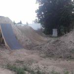 Bikepark Zwingenberg Bembelbahn Mtb Anlieger Bauen Kicker 04