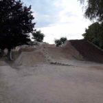Bikepark Zwingenberg Bembelbahn Mtb Anlieger Bauen Kicker 08