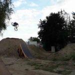 Bikepark Zwingenberg Bembelbahn Mtb Anlieger Bauen Kicker 15