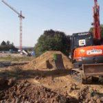 Dirtpark Wetzlar Mtb Kicker Fahrrad Schanze Bauen 04