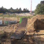 Dirtpark Wetzlar Mtb Kicker Fahrrad Schanze Bauen 06